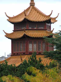 Chinese Garden of Friendship - Accommodation in Brisbane