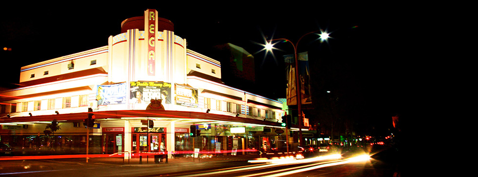 Regal Theatre - Accommodation in Brisbane