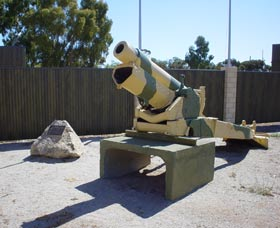 Military Museum Merredin - Accommodation in Brisbane