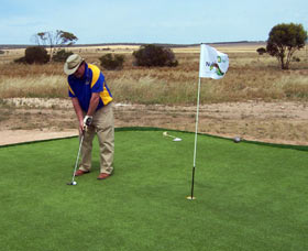 Nullarbor Links World's Longest Golf Course Australia - Accommodation in Brisbane