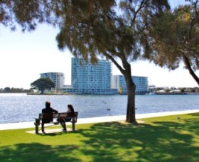 Foreshore Reserve - Accommodation in Brisbane