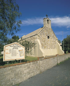 St Mary's Anglican Church - Accommodation in Brisbane