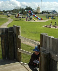 Yoganup Playground - Accommodation in Brisbane