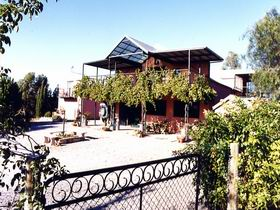 The Terrace Gallery at Patly Hill Farm - Accommodation in Brisbane