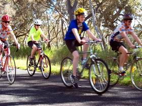 Penola Cycling Trails - Accommodation in Brisbane