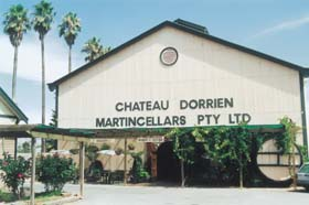 Chateau Dorrien Winery - Accommodation in Brisbane