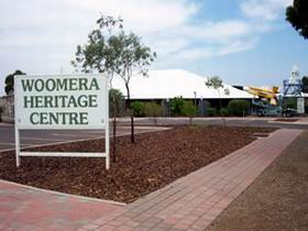 Woomera Heritage and Visitor Information Centre - Accommodation in Brisbane