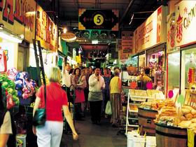 Adelaide Central Market - Accommodation in Brisbane