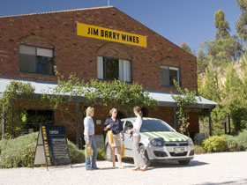 Jim Barry Wines - Accommodation in Brisbane
