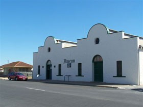 Ardrossan Historical Museum - Accommodation in Brisbane