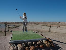 Coober Pedy Opal Fields Golf Club - Accommodation in Brisbane