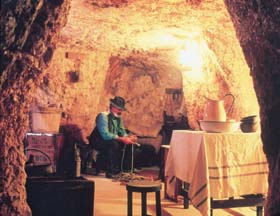 Umoona Opal Mine And Museum - Accommodation in Brisbane