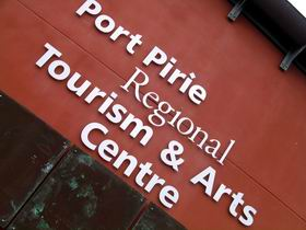 Port Pirie Regional Tourism And Arts Centre - Accommodation in Brisbane