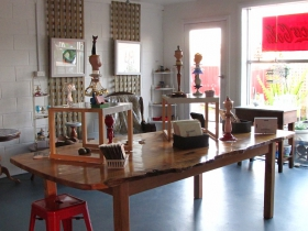 Portside Open Studio/Gallery of GINA - Accommodation in Brisbane