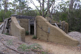 Coal Mines Historic Site - Accommodation in Brisbane