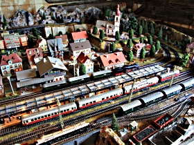Tudor Court Model Village and German Model Train World - Accommodation in Brisbane
