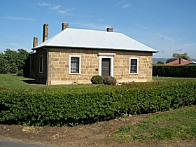 Oatlands Court House