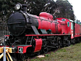 Don River Railway - Accommodation in Brisbane