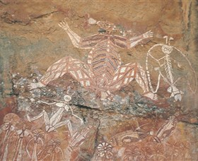 Nourlangie Rock Art Site - Accommodation in Brisbane
