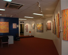 Mason Gallery - Accommodation in Brisbane