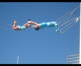Trix Circus Flying Trapeze - Accommodation in Brisbane
