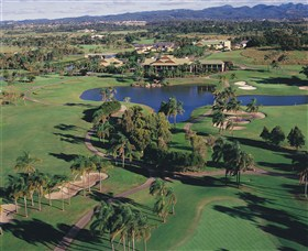 Palm Meadows Golf Course - Accommodation in Brisbane