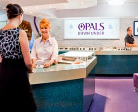 Opals Down Under - Accommodation in Brisbane