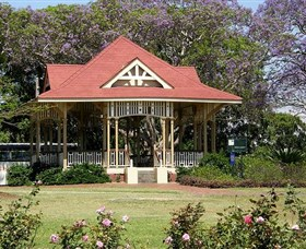 Gympie Memorial Park - Accommodation in Brisbane