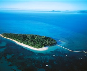 Green Island National Park - Accommodation in Brisbane