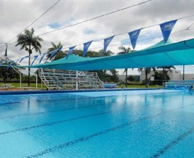 Memorial Swim Centre - Accommodation in Brisbane