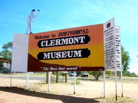 Clermont Historical Centre and Museum - Accommodation in Brisbane