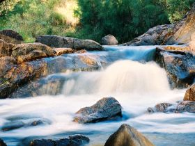 Crows Nest Falls - Accommodation in Brisbane
