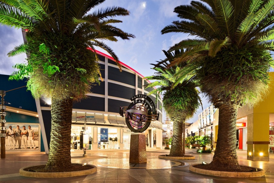 Harbour Town Outlet Shopping Centre - Accommodation in Brisbane