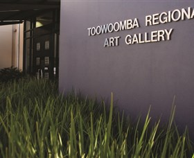 Toowoomba Regional Art Gallery - Accommodation in Brisbane