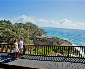 North Gorge Headlands - Accommodation in Brisbane