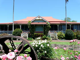 Greenmount Homestead - Accommodation in Brisbane