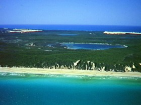 Fraser Island Great Sandy National Park - Accommodation in Brisbane