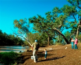 Charleville - Dillalah Warrego River Fishing Spot - Accommodation in Brisbane