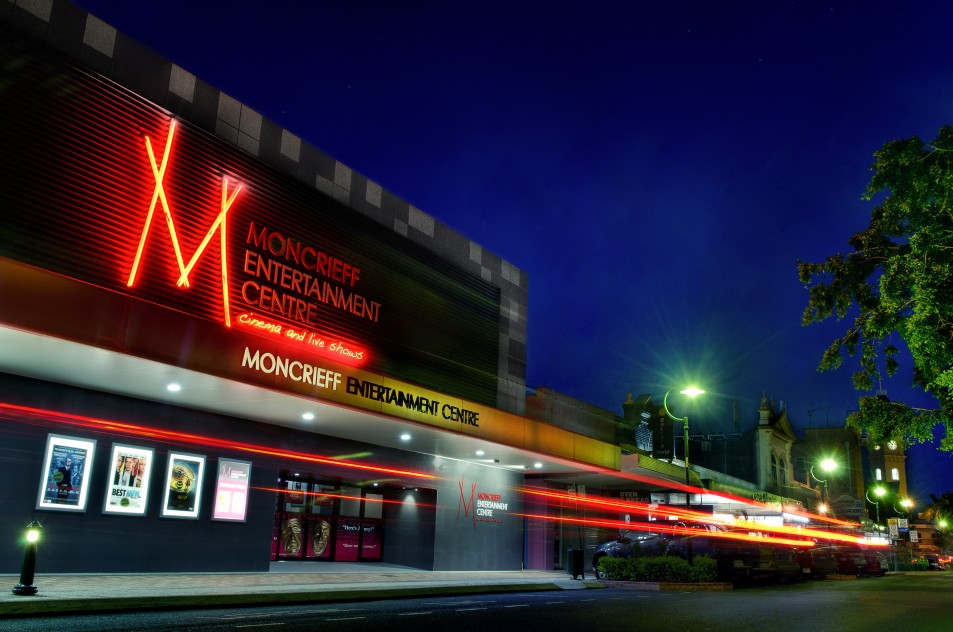 Moncrieff Entertainment Centre - Accommodation in Brisbane