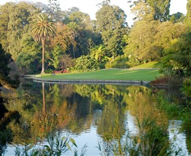 Royal Botanic Gardens Melbourne - Accommodation in Brisbane