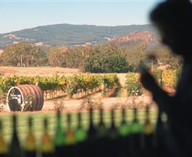 Hanging Rock Winery - Accommodation in Brisbane
