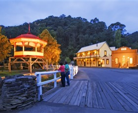 Walhalla Historic Area - Accommodation in Brisbane