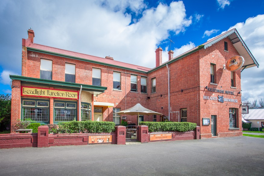 Holgate Brewhouse at Keatings Hotel - Accommodation in Brisbane