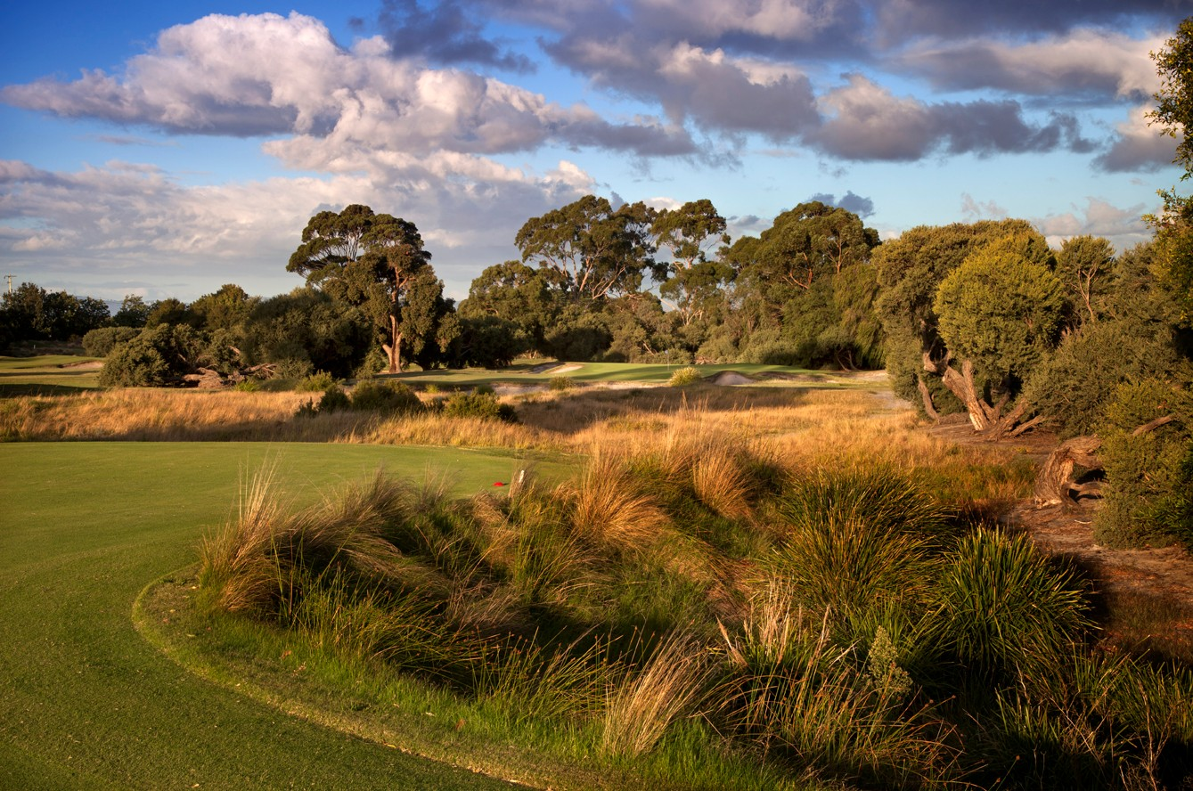 Kingston Heath Golf Club