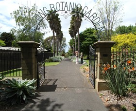 Friends of Geelong Botanic Gardens - Accommodation in Brisbane