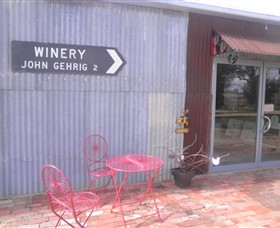 John Gehrig Wines - Accommodation in Brisbane