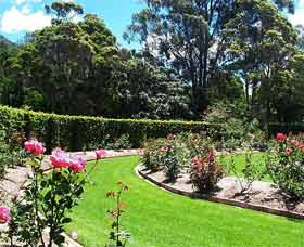 Wollongong Botanic Garden - Accommodation in Brisbane