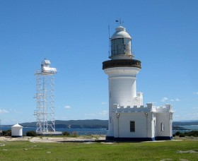 Point Perpendicular Lighthouse and Lookout - Accommodation in Brisbane