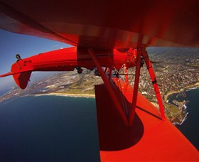 Southern Biplane Adventures - Accommodation in Brisbane