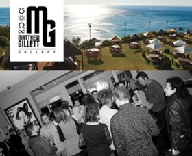 Matthew Gillett Gallery at Scarborough Hotel - Accommodation in Brisbane
